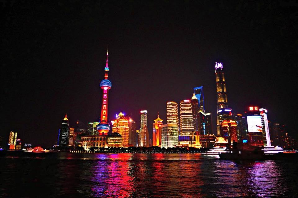 中国上海に若手起業家たちを連れて行きました。