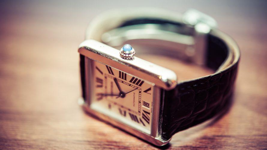 仮想通貨より腕時計投資をしよう。